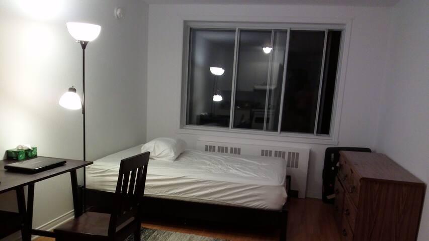 Sous-location 1  et 1/2 pour Mai - Montréal - Appartement
