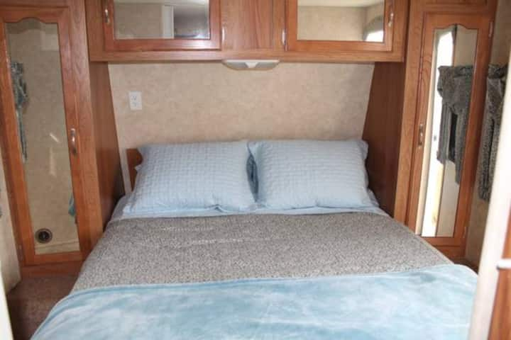 All inclusive One Bedroom RV,  B&B.