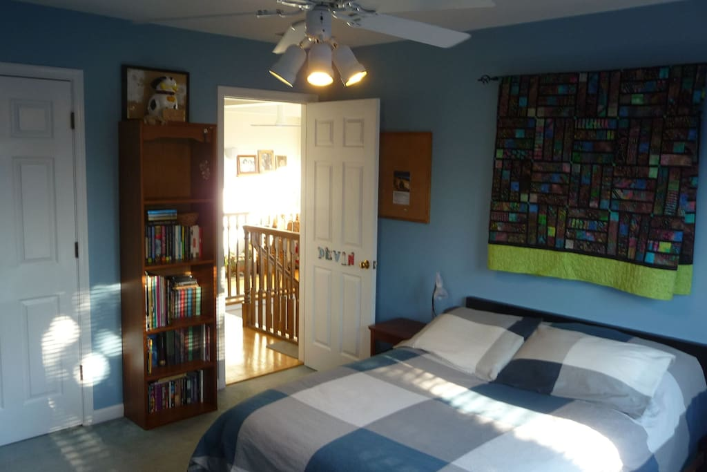 2 Private Quiet Rooms 1 Bath AIRP Silver Spring Bed Breakfasts