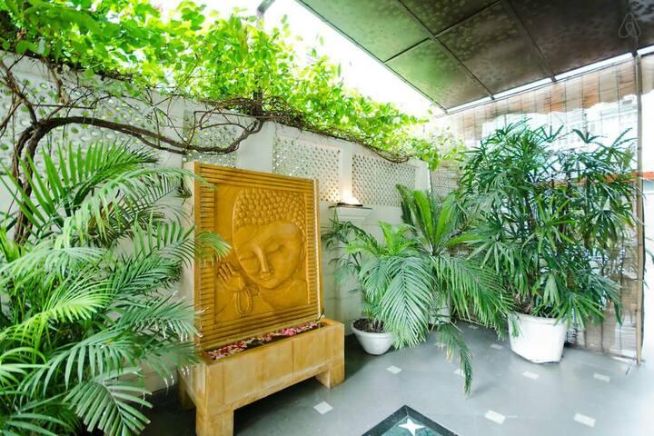 Furnished 2 bedrooms in New Delhi - New Delhi - Apartmen