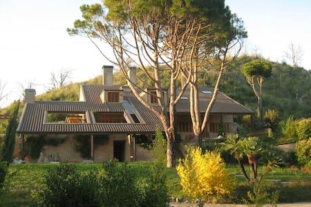 elegant and relaxing uphill villa - Ascoli Piceno
