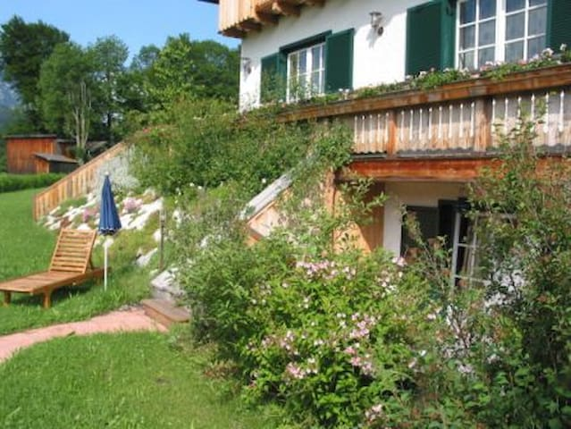 Gardenapartment in Altaussee - Altaussee - Apartemen