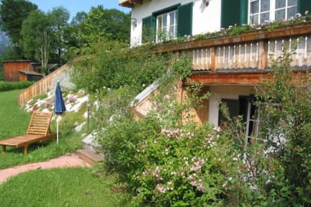 Gardenapartment in Altaussee - Altaussee - Appartamento