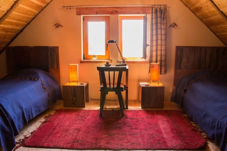 cosy room under the roof  - Wlen, Dolny Slask, Silesia