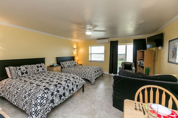 1BR Newly-Renovated Condo, Port Aransas - Port Aransas - Appartement