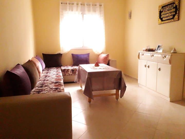 Appartement à Agadir - 1 à 6 pers