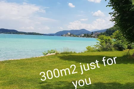 Cosy lake cottage - 300m2 lake area just for you