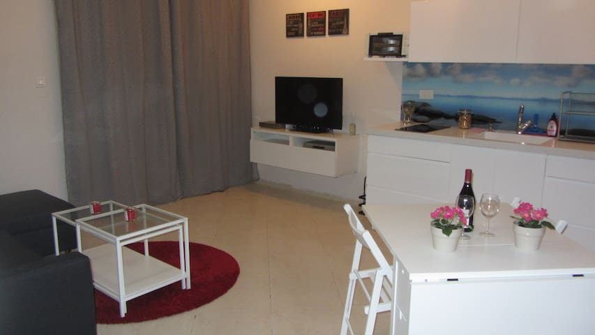 Holiday Apartment Facing The Beach  - Ashqelon - Huoneisto