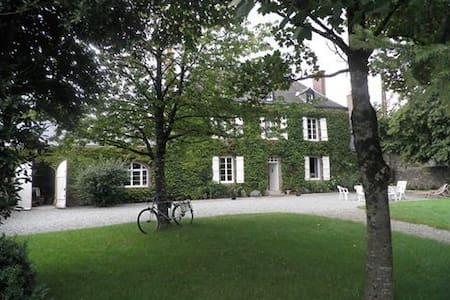Le Rocher 53600 Chatres la Foret - Châtres-la-Forêt