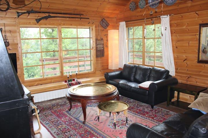 Acogedora casa de madera completamente equipada. - Camprodon - Dom