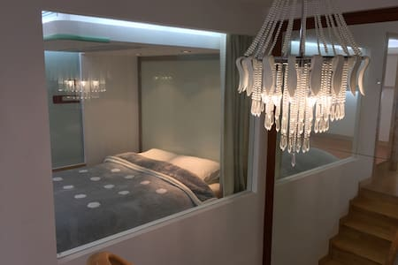 Comfy Duplex New Service Apartment - Shanghai  - Departamento