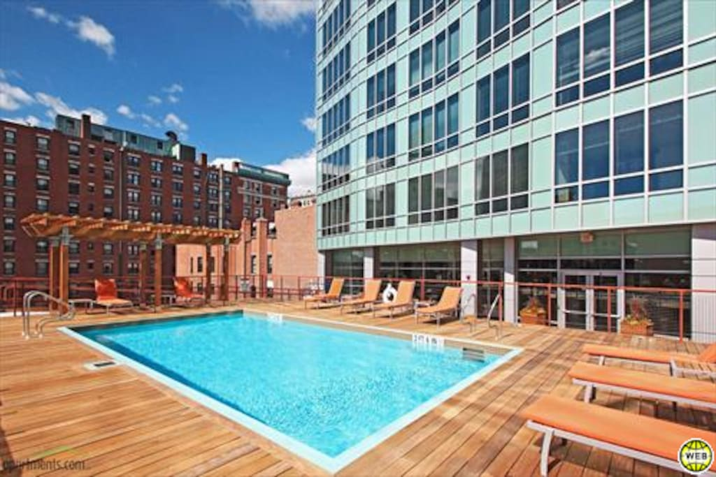 Luxury Downtown Boston 1 Bedroom Apt Pool Apartments For Rent In Boston Massachusetts