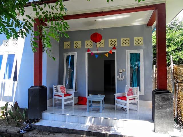 Rumah Senja - Gili Trawangan - Casa
