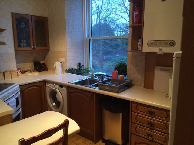 West End 2 Bedroom Apartment - Aberdeen - Wohnung