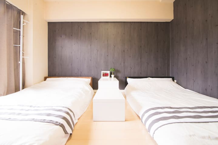 NEW!STATION-2MIN WALK/SHINJYUKU6MIN - 世田谷区 - Apartment