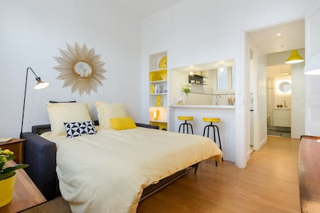 Lovely flat in the heart of Paris - Paris - Apartment