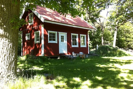 Forrest escape on beautiful Island  - Karlskrona