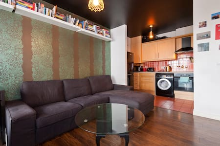 Comfortable Modern 1-bed Apartment