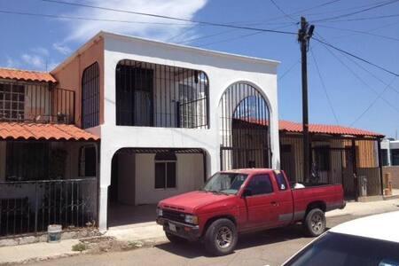 Cuarto de renta entrada por salida - Hermosillo