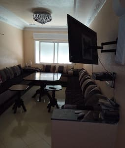 appartement F4 tanger