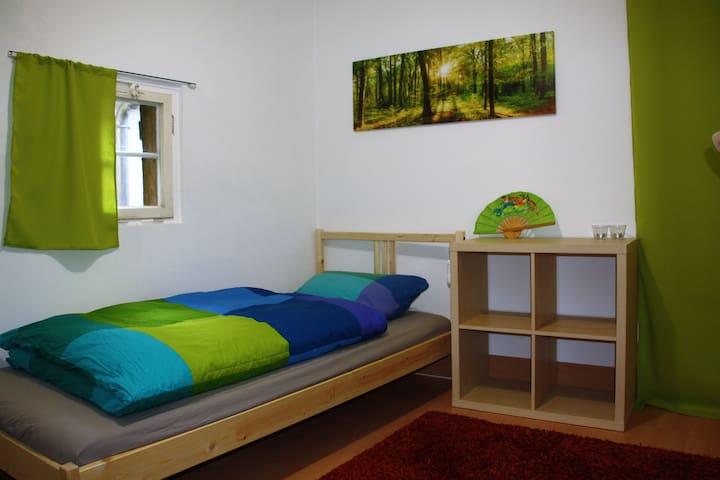 Zimmer im Herzen Tübingens 2.0 - Tübingen - Casa