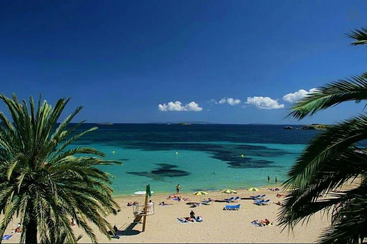 Casa rural en la playa - Ibiza - Chalé
