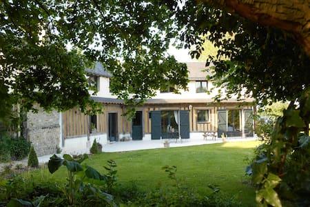Grande maison de vacances. - Saint-Philbert-des-Champs - Casa