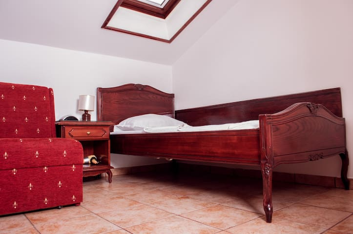 Hotel Vila Lux, Standard Single Room