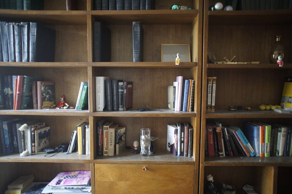 Library (dusts - not included)