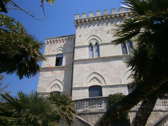 Two-room beachfront Castiglioncello - Rosignano Solvay-Castiglioncello - Apartment