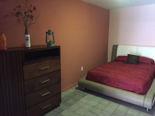 Depa Ideal, Centro Histórico, Qro.D - Santiago de Querétaro - Wohnung