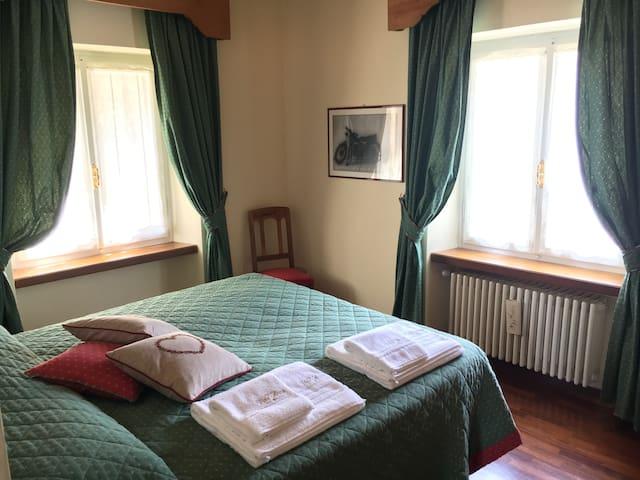 two people bedroom, 1st floor