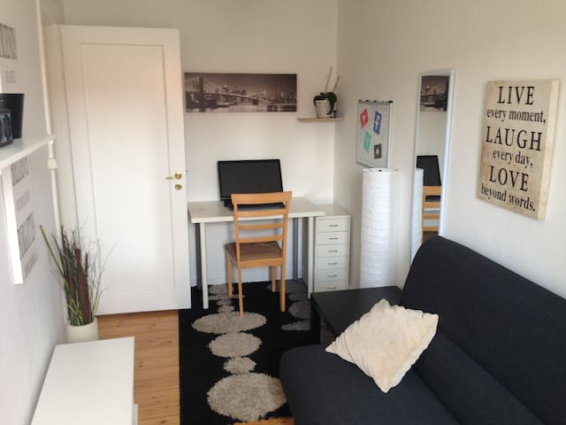 Cosy room for 1 - close to Cph City and the beach