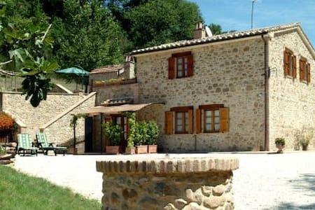 Bellissimo appartamento con piscina - Collazzone frazione Casalalta