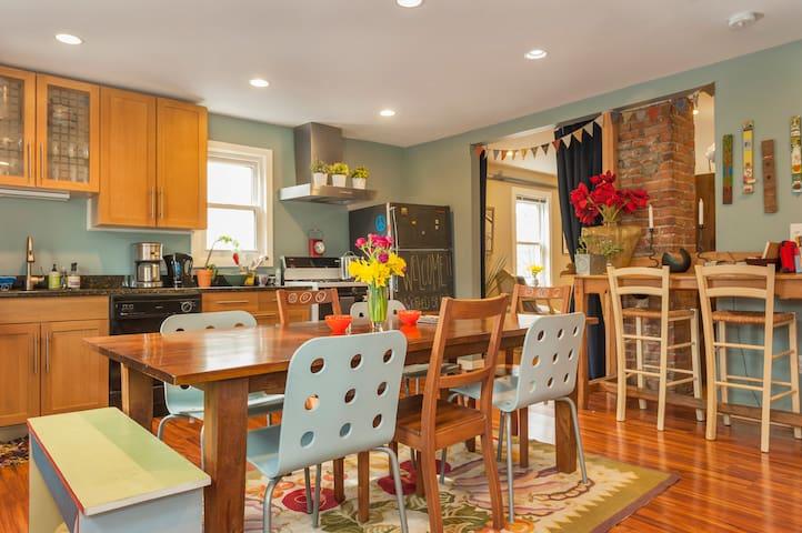 Quiet Apartment Near Harvard, Tufts - Cambridge - Appartement