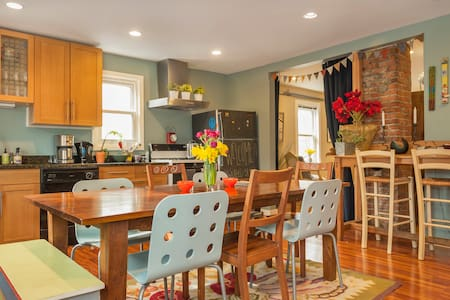 Quiet Apartment Near Harvard, Tufts - Cambridge - Huoneisto