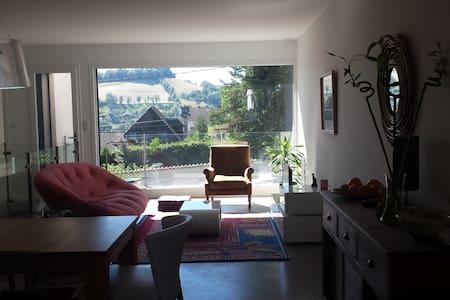 2 chambres à louer dans maison contemporaire - Aurillac - House