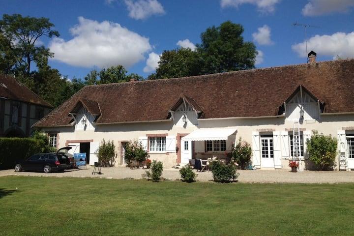 Ancienne ferme 3 chambres, en Champagne /Old farm