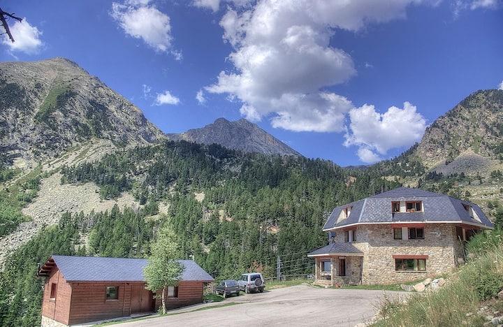Parque Natural Valle del Ter. Naturaleza y montaña