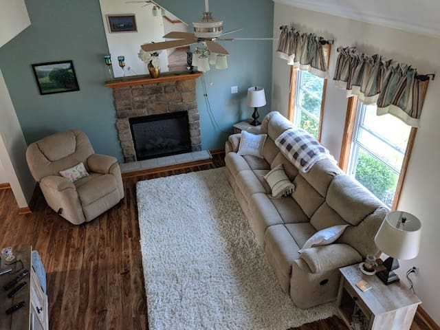 Terri's Retreat with Great Central Location