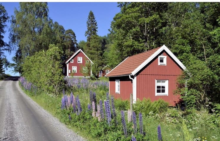 Småland in nuce - Hjulvhult - Pension