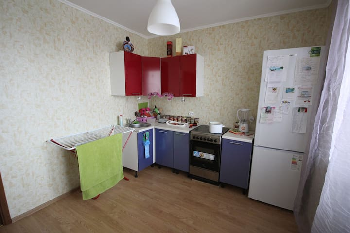 Modern and comfortable apartment! - Москва - Wohnung