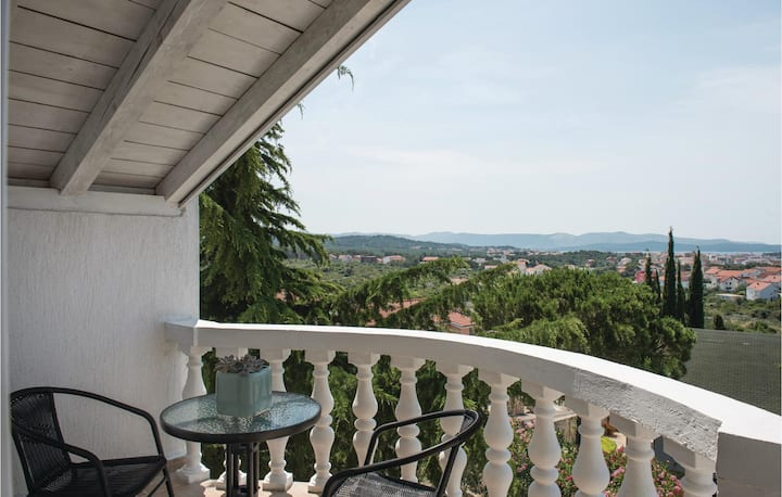Amazing home in Sibenik with WiFi and 1 Bedrooms