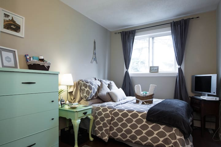 ️Friendly~Downtown️ - Edmonton - Apartment