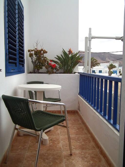 Cute terrace