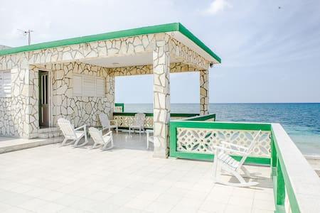 RHHEOF02 3BR Beach front house - Havana