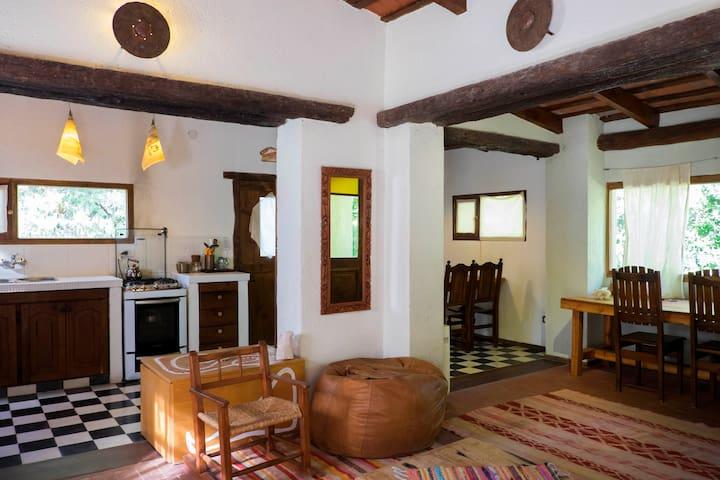 Descanso en Traslasierra - San Javier - Rumah