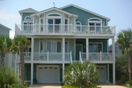 The Sun's always Shining at Kure Beach $75 special - Kure Beach - Apartamento