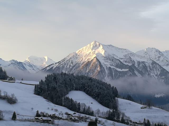 Ackaert Ferienwohnung Top of Thun