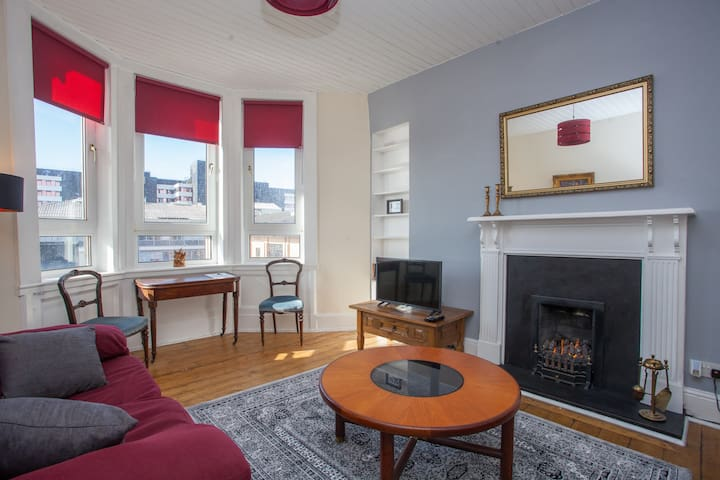 Beautiful Apartment in Perfect West End Location